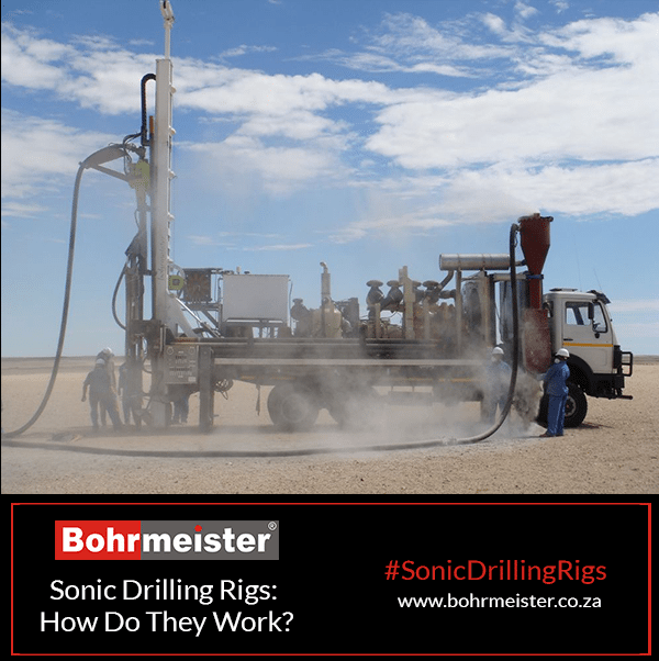 sonic drilling rigs
